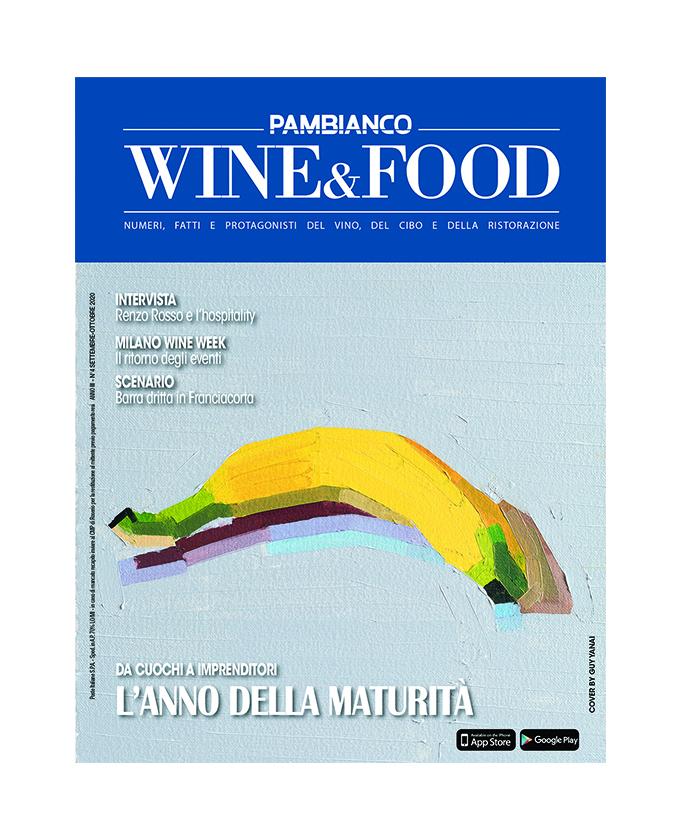 Abbonati a Wine & Food
