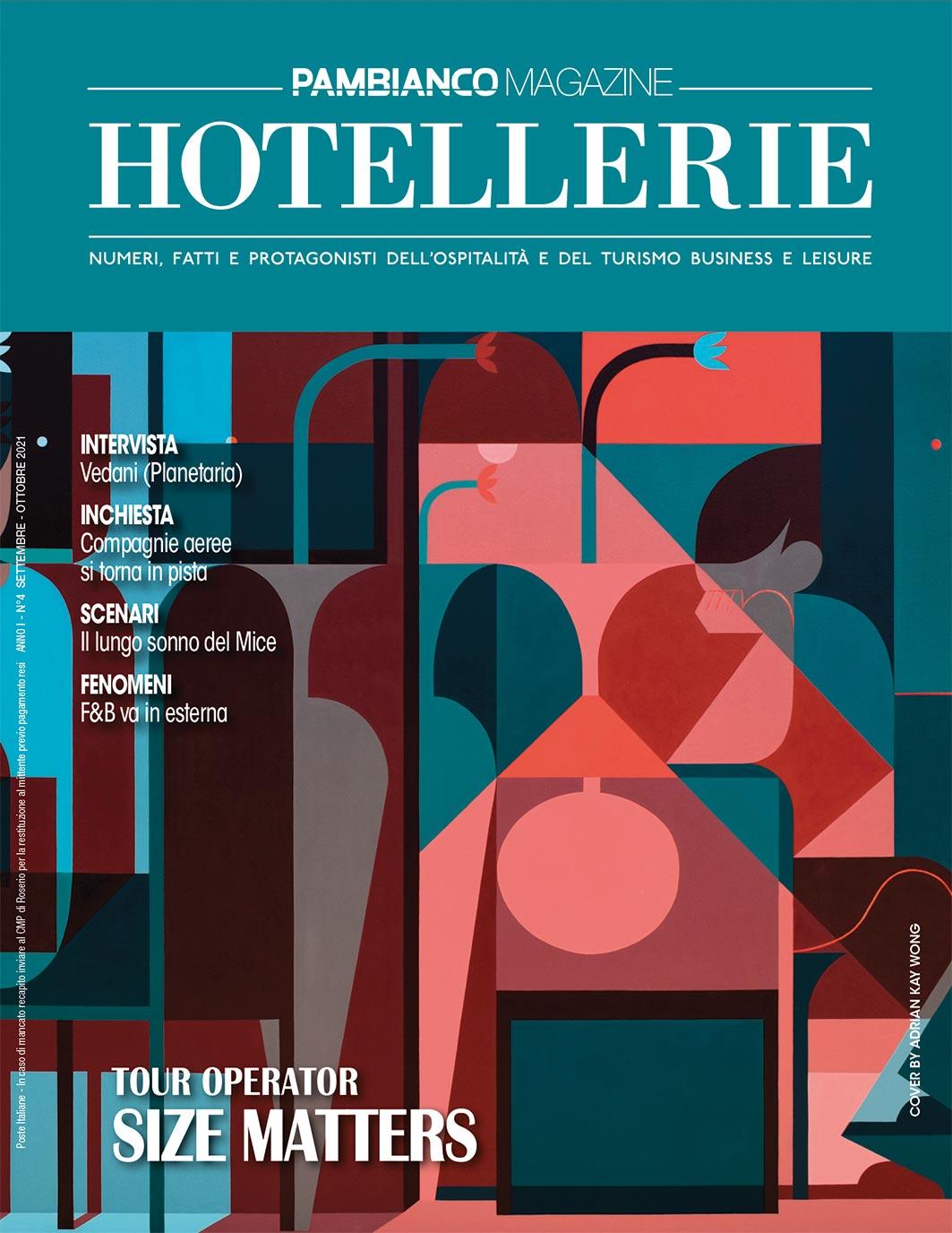 Hotellerie N°4/2021